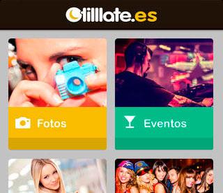 Tilllate lanza su aplicación para móviles