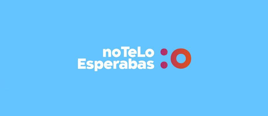 NoTeLoEsperabas.com, el regalo ideal con un solo click